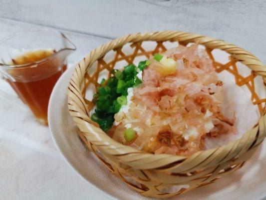 ざる豆腐風チーズ